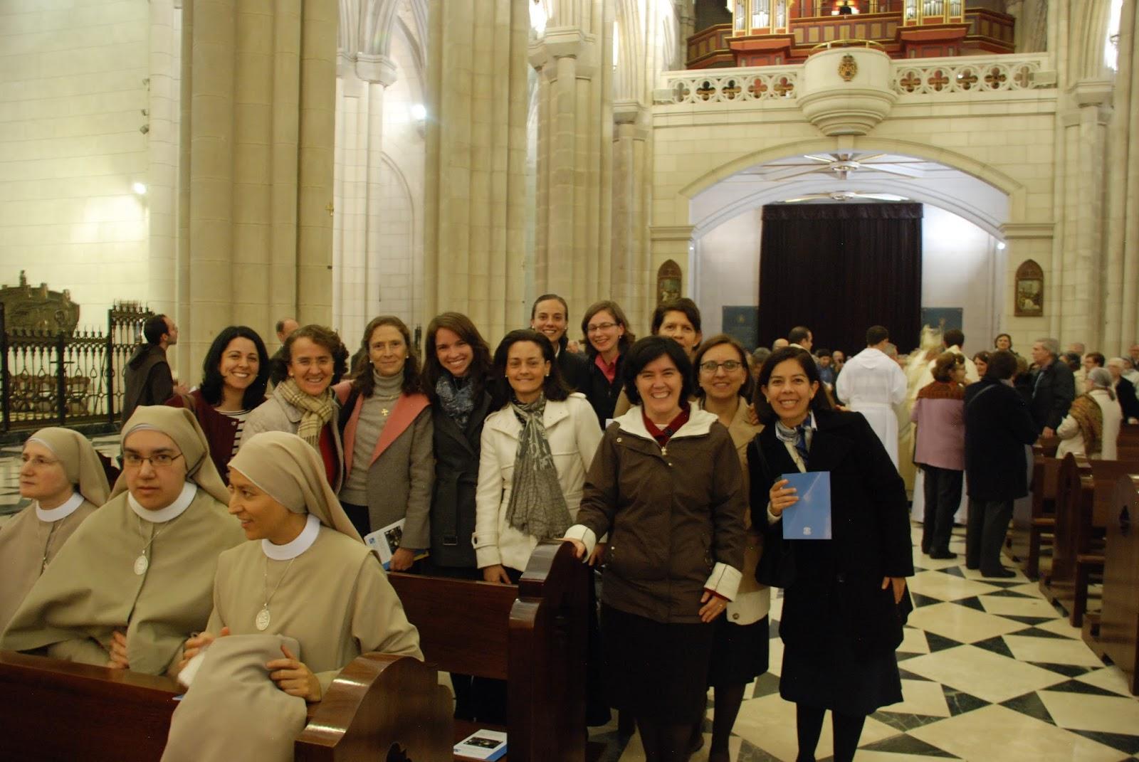 El arzobispo de Madrid preside hoy una Eucaristía en la catedral de la Almudena en la Jornada de la Vida Consagrada