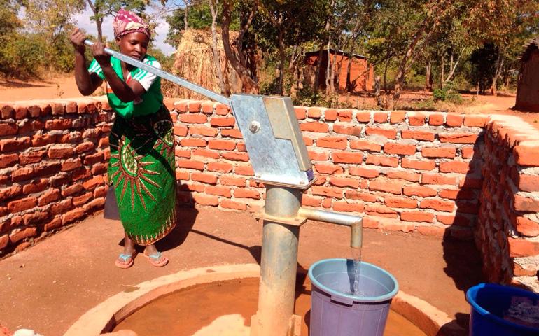 Manos Unidas: «Es inadmisible que, en algunas zonas del mundo, la falta de agua sea, hoy, sinónimo de muerte»