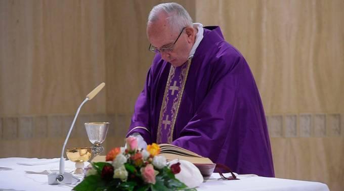 """El Papa Francisco propone la """"brújula del cristiano"""" para Cuaresma"""