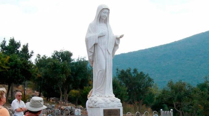 Un obispo local se pronuncia sobre la autenticidad de las apariciones de la Virgen en Medjugorje