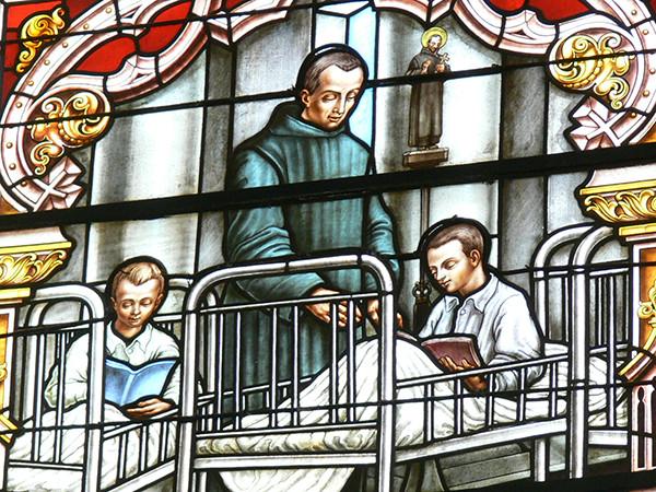 La hospitalidad evangélica de los hermanos de San Juan de Dios: sea en el Vaticano que en las periferias del mundo