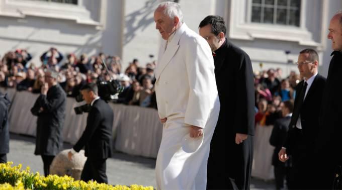 Accede a la catequesis completa del Papa Francisco sobre la Resurrección de Jesús