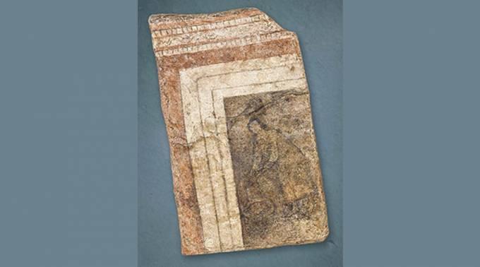 ¿Es esta la imagen más antigua de la Virgen María?