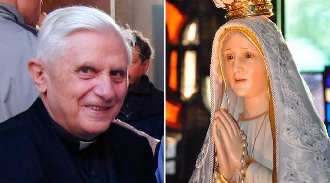 Esta fue la explicación del Cardenal Ratzinger sobre el tercer secreto de Fátima
