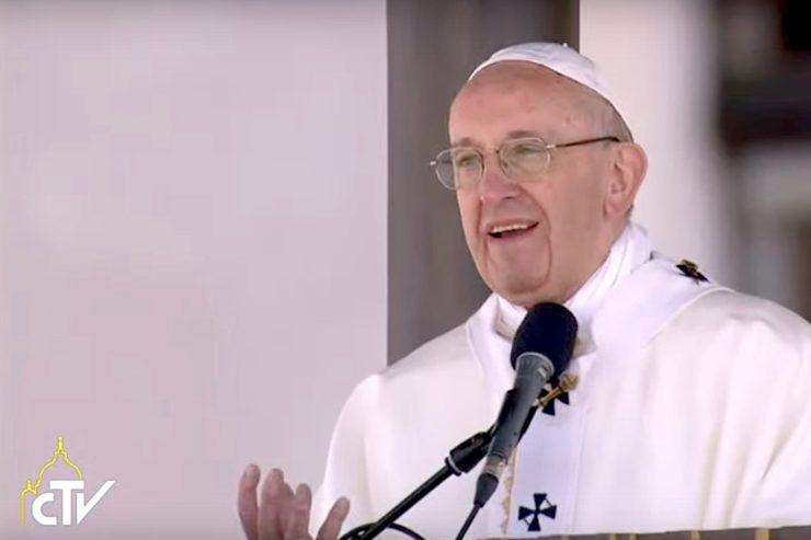 Ángelus del Papa Francisco: Si alguno tiene una zona oscura en su vida, que acuda a Jesús