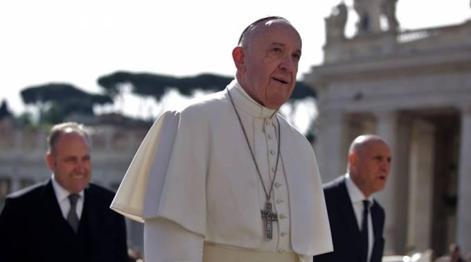 Accede al texto completo de la catequesis del Papa Francisco sobre los frutos del viaje a Egipto