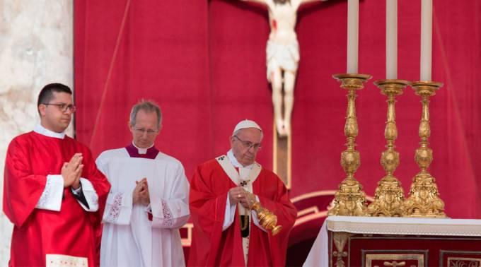 Accede a la homilía completa del Papa Francisco en la Misa por la Solemnidad San Pedro y San Pablo