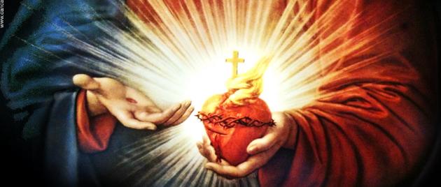 Resultado de imagen de corazon de cristo