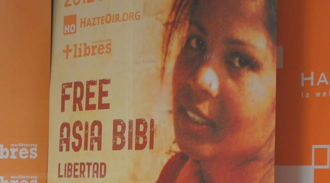 Asia Bibi reclamará de nuevo que tenga lugar la vista definitiva para su liberación