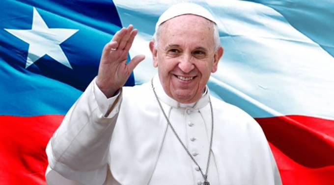 2 interesantes formas de prepararse para la visita del Papa Francisco a Chile