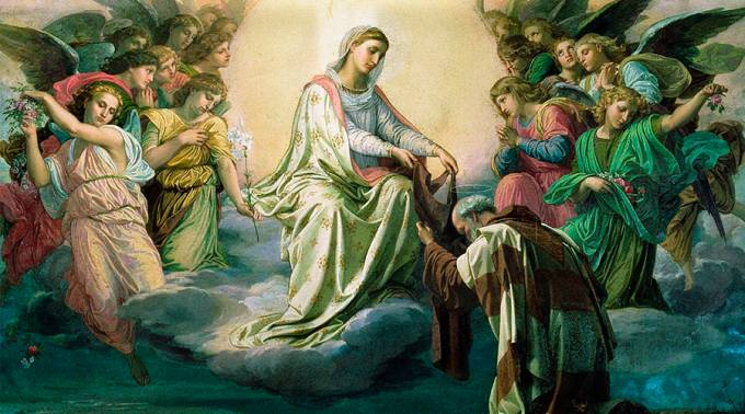La historia de la Virgen del Carmen y su profunda relación con la Estrella del Mar