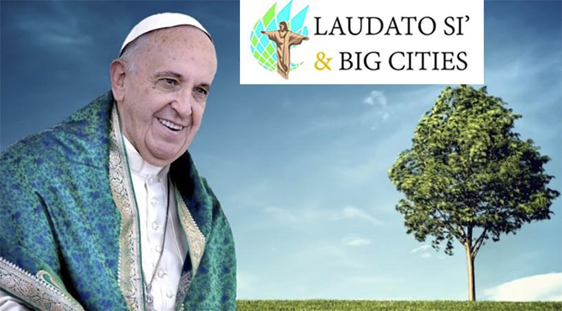 Mensaje del Papa al Congreso Internacional «Laudato si' y Grandes Ciudades»