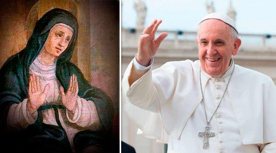 El Papa envía alentador mensaje a madres que lloran por sus hijos como Santa Mónica