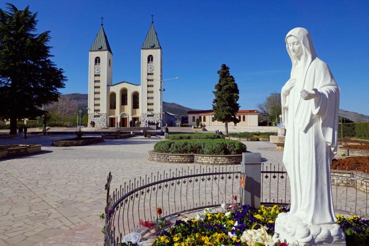 El Papa Francisco autoriza las peregrinaciones a Medjugorje