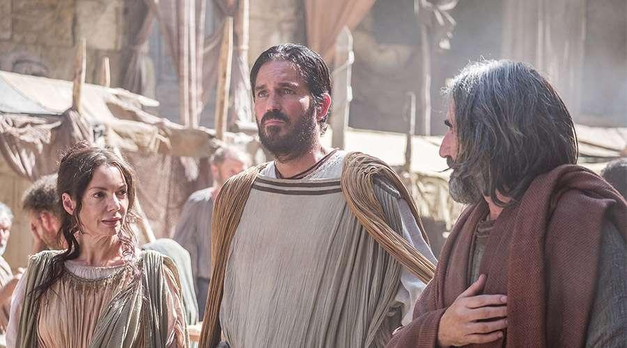 Jim Caviezel de la Pasión de Cristo dará vida a otro personaje de la Biblia en nueva cinta