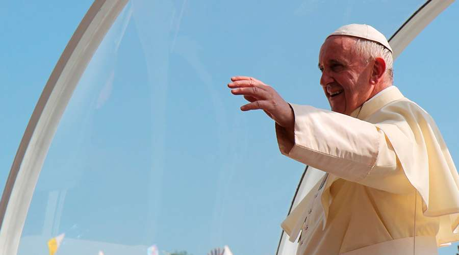 Aquí todos los horarios de transmisión por EWTN del viaje del Papa a Colombia