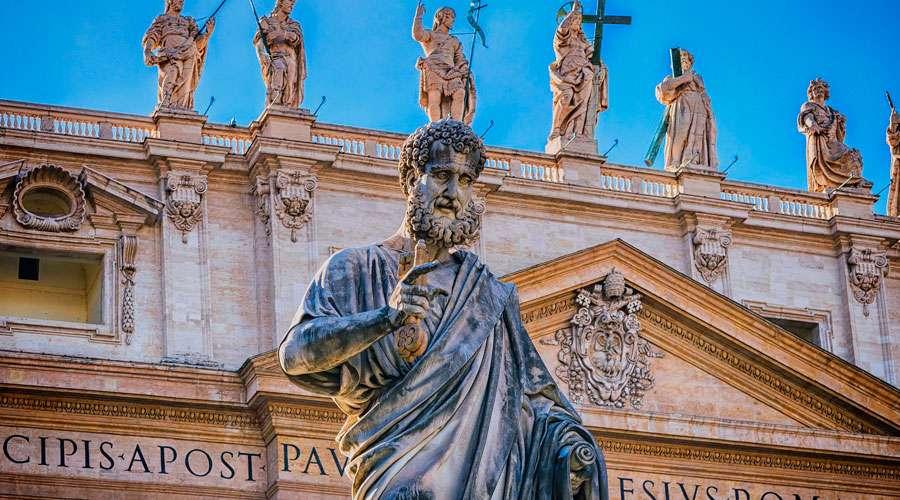 Esto es lo que debes saber sobre las presuntas reliquias de San Pedro halladas en Roma
