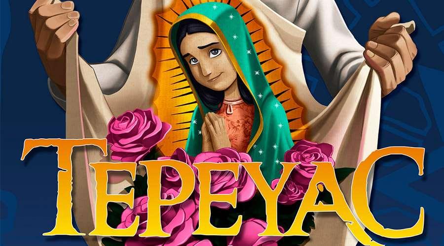 Preparan película de dibujos animados sobre apariciones de la Virgen de Guadalupe