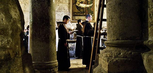 Franciscanos de Tierra Santa reciben premio en reconocimiento a su labor social