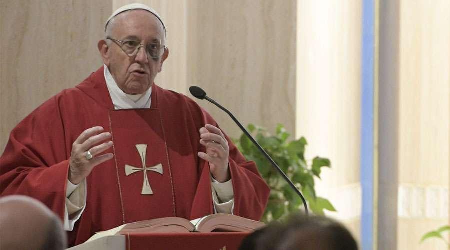 Papa Francisco: Ojalá muchos jóvenes hoy encuentren en Jesús el amor de sus vidas