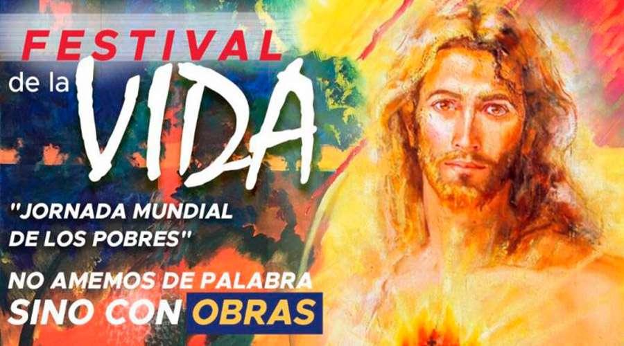 Argentina: Anuncian festival para celebrar primera Jornada Mundial de los Pobres