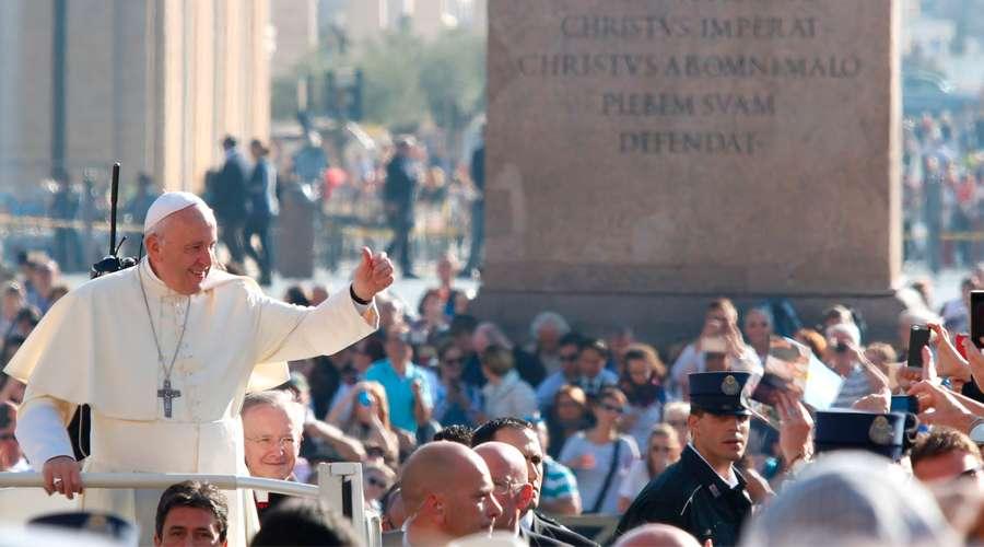 El Papa Francisco anuncia el encuentro con jóvenes de todo el mundo para preparar Sínodo