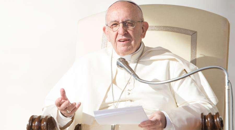 Accede a la catequesis completa del Papa Francisco sobre el Paraíso