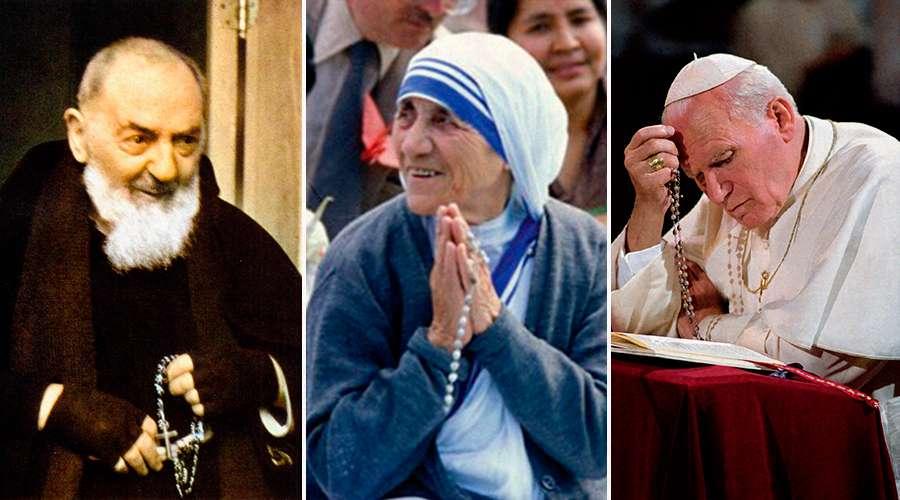 Mes del Santo Rosario: frases que Santos y Beatos han dicho sobre esta oración
