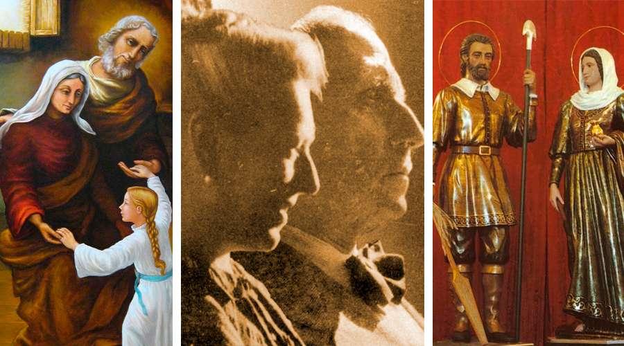 Parejas de esposos que alcanzaron la santidad en la Iglesia Católica