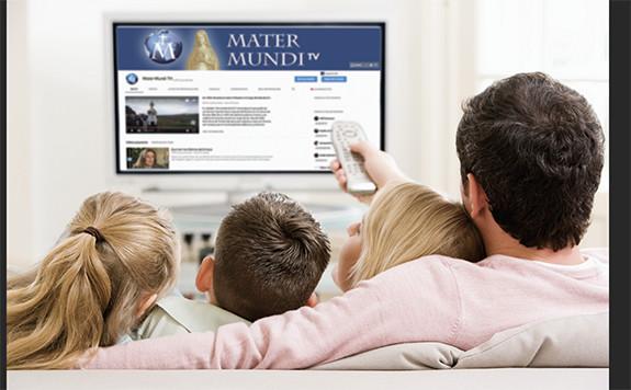 Mater Mundi TV celebra su II aniversario con un acto conmemorativo