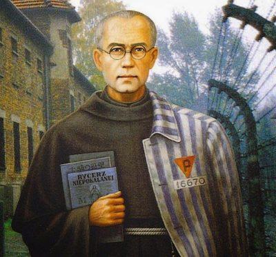 Oración a San Maximiliano Kolbe. Conoce su vida
