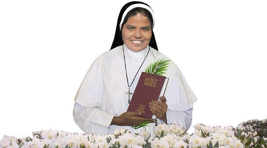 La nueva beata de India es un testimonio de mansedumbre y martirio, dice el Papa