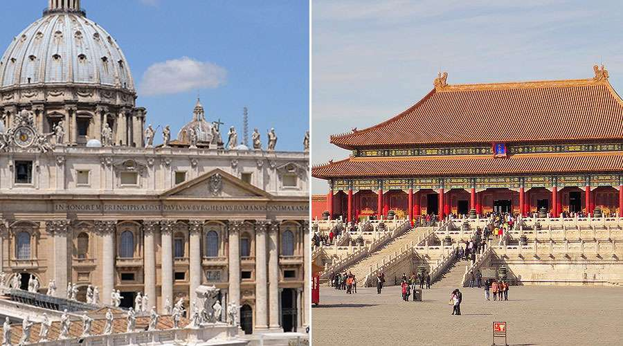 Acercamiento entre Santa Sede y China mediante exposición simultánea en Vaticano y Pekín