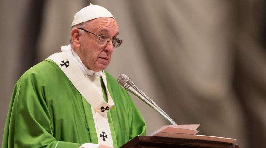 Homilía del Papa Francisco en la Misa por la I Jornada Mundial de los Pobres