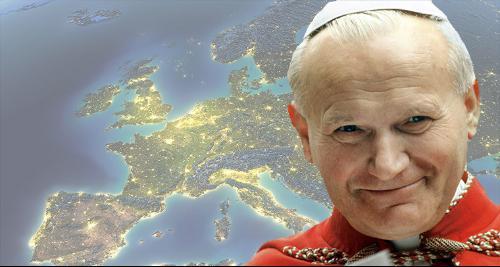 Recolectan firmas online para pedir al Papa Francisco declarar a San Juan Pablo II Patrono de Europa