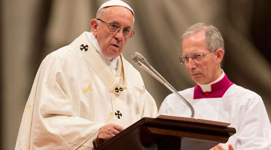 Homilía del Papa Francisco en la Misa por la Fiesta de Nuestra Señora de Guadalupe