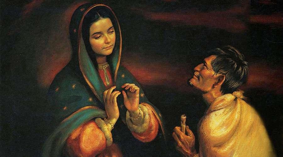¿Quieres escribirle a la Virgen de Guadalupe? Aquí te decimos cómo