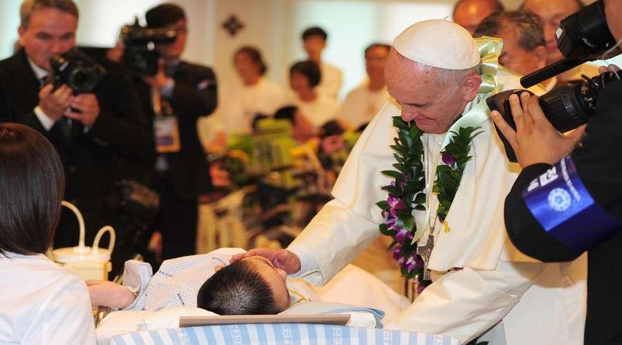 Conoce el mensaje del Papa Francisco para la Jornada Mundial del Enfermo 2018