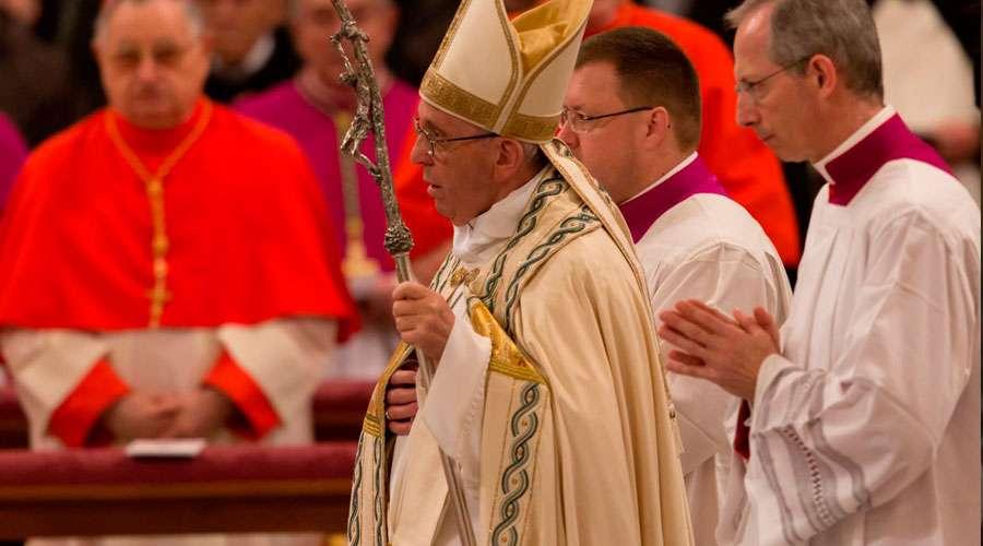 Como San Pablo busquemos la comunión entre los cristianos, alienta el Papa Francisco