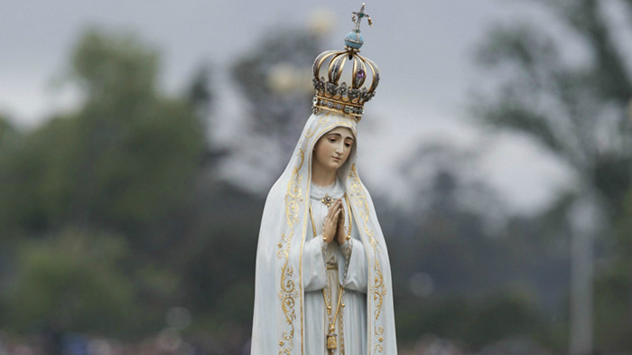 Aquí hallarás la imagen peregrina original de la Virgen de Fátima si vas a la JMJ