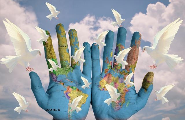 La Iglesia Católica celebra hoy la Jornada Mundial de la Paz