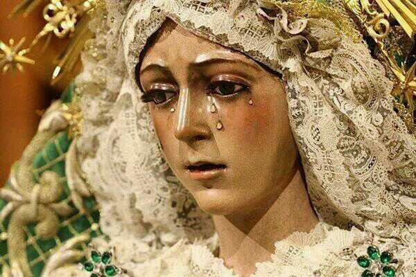 Advocaciones marianas: La virgen Esperanza Macarena