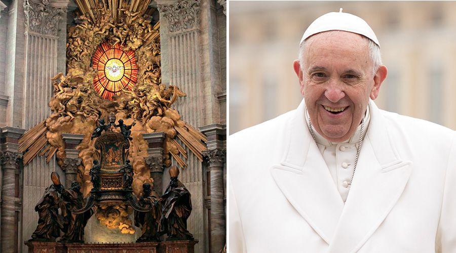 ¿Por qué es importante la Cátedra de San Pedro? Esto es lo que debes saber de esta fiesta