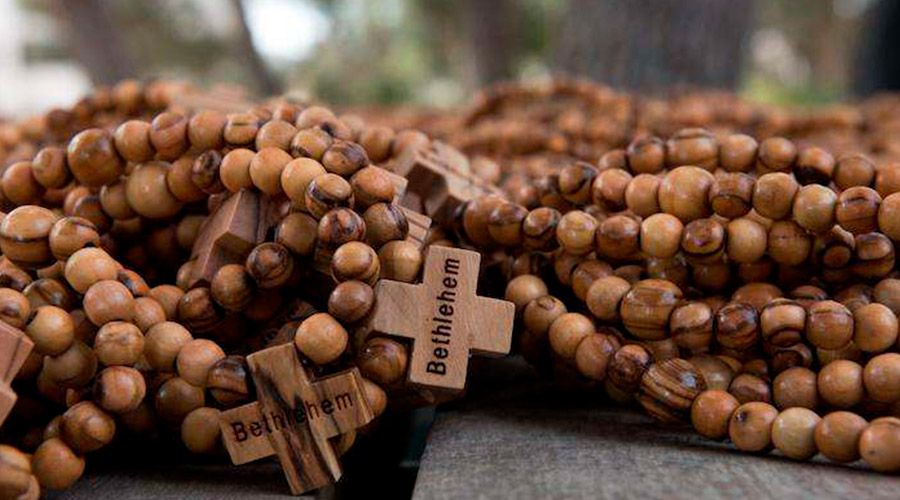 JMJ Panamá 2019: Jóvenes rezarán con Rosarios fabricados en Belén