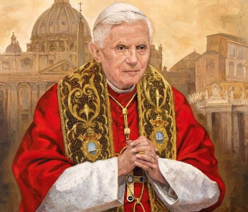 Carta de despedida de Benedicto XVI
