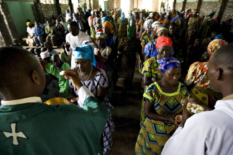 Desafíos para la Iglesia en Congo: promover el diálogo, la no violencia activa y el respeto