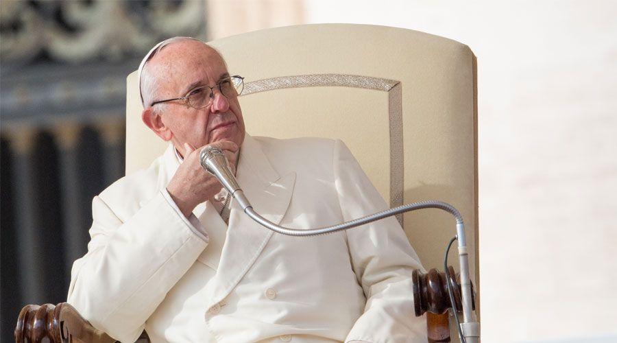 El Papa llama a la reconciliación en Cuaresma, aunque resulte difícil perdonar