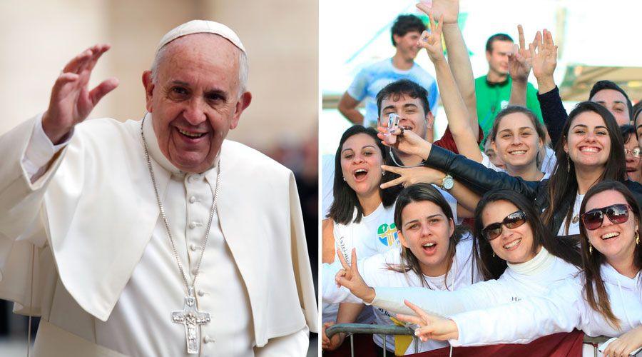 Conoce el mensaje del Papa Francisco por la 33º Jornada Mundial de la Juventud