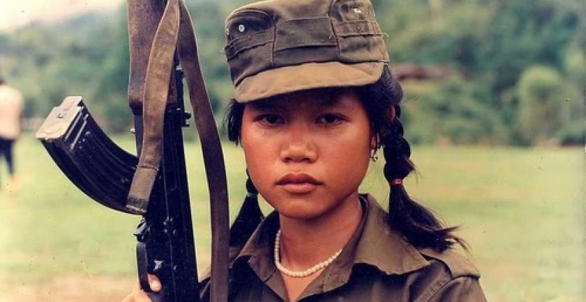Denuncian que más de 240 mil menores son utilizados como soldados en el mundo