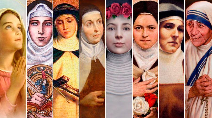 """9 mujeres que supieron """"hacer lío"""" en la Iglesia y el mundo"""